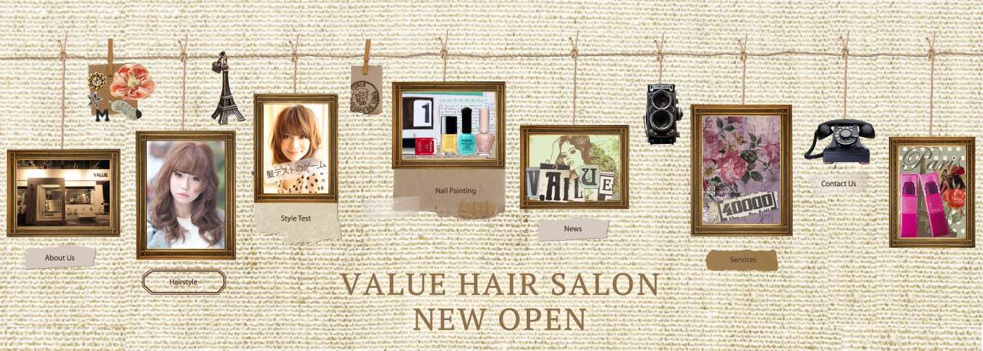 Value Hair New Open