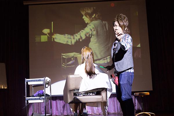 有機染髮系統解說
