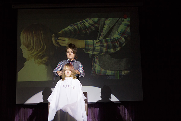 英國Herb UK有機染髮系統發表會